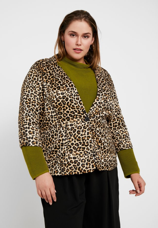 LEOPARD PRINT - Bleiseri - multi-coloured