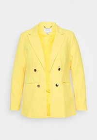 CAPSULE by Simply Be - FASHION - Blazer - yellow - 0