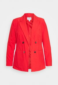 CAPSULE by Simply Be - FASHION - Blazer - red orange - 0