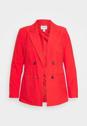FASHION - Blazer - red orange
