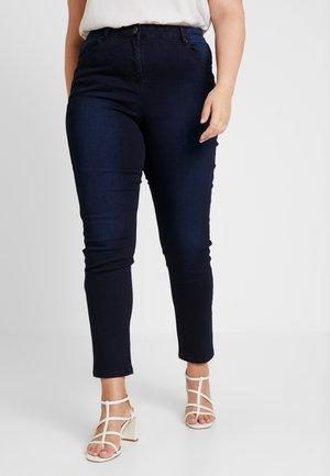 LEXI HIGH WAIST - Jeans Skinny Fit - dark indigo