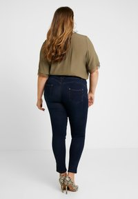 CAPSULE by Simply Be - SHAPE & SCULPT - Jeans Skinny Fit - indigo - 2