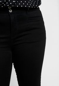 CAPSULE by Simply Be - SHAPE AND SCULPT APPLE FIT - Jeans Skinny Fit - black - 3