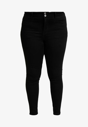 SHAPE AND SCULPT APPLE FIT - Jeans Skinny Fit - black