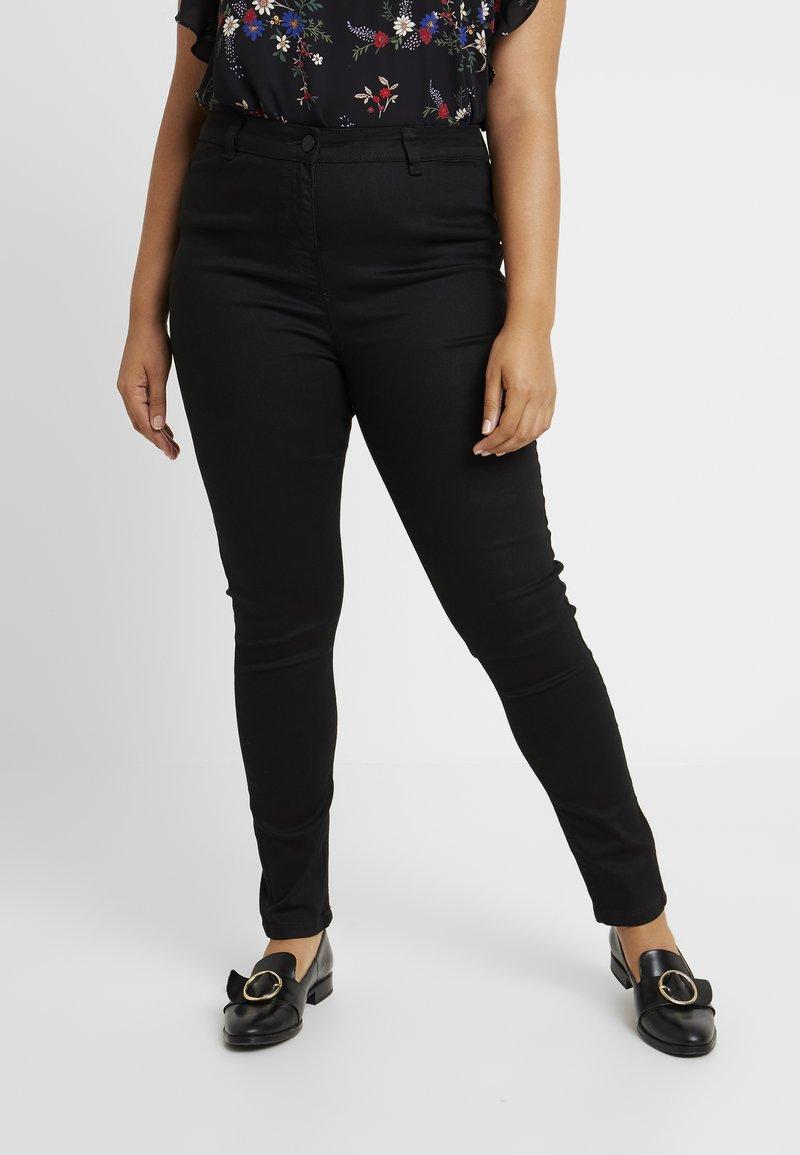 CAPSULE by Simply Be - SOPHIA - Jeans Skinny Fit - black