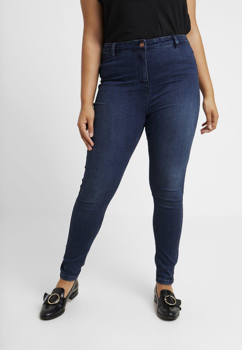 CAPSULE by Simply Be - SOPHIA - Jeans Skinny Fit - indigo