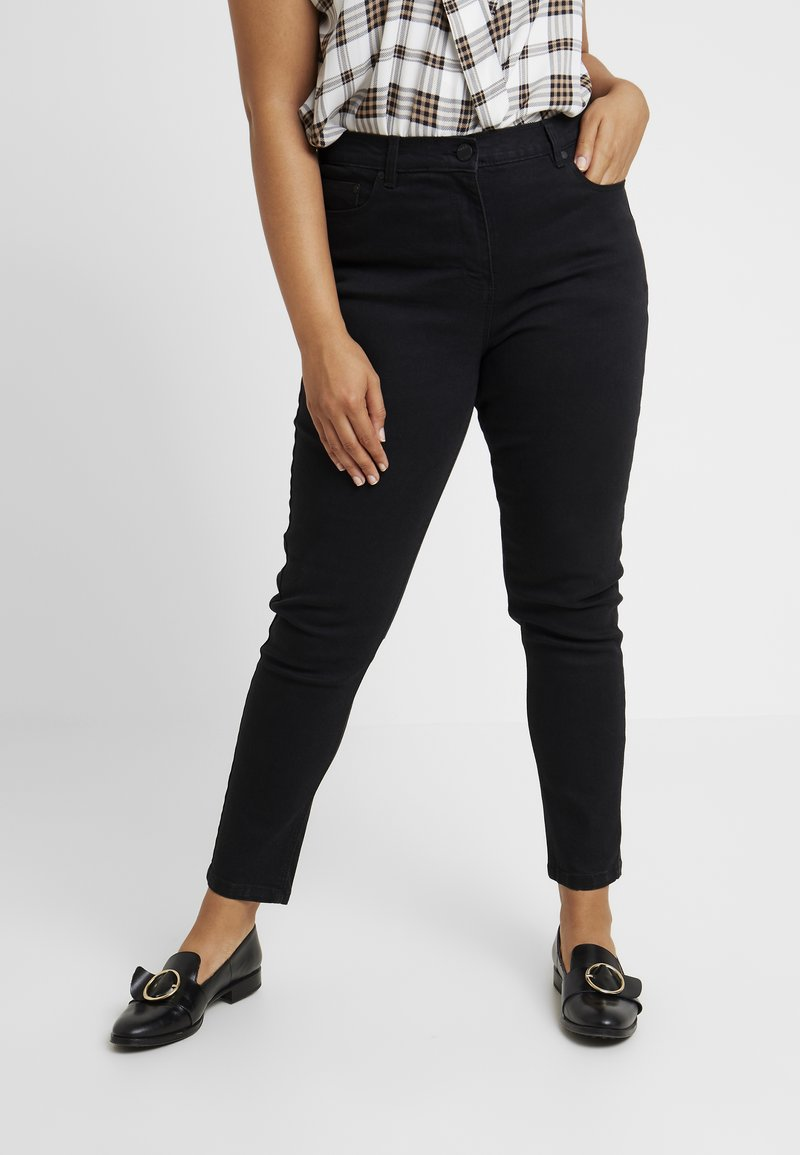 CAPSULE by Simply Be - Jeans Skinny Fit - black