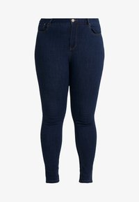 Simply Be - WAY REGULAR - Jeans Skinny Fit - rich indigo - 4