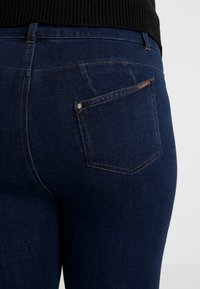 Simply Be - WAY REGULAR - Jeans Skinny Fit - rich indigo - 5