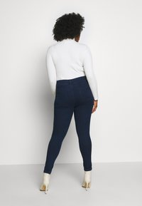 CAPSULE by Simply Be - NEW AMBER - Jeggings - dark indigo - 2