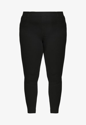 NEW AMBER - Jegging - black