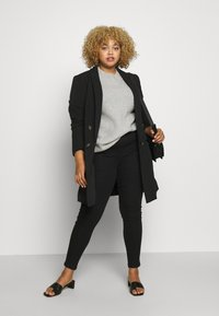 CAPSULE by Simply Be - NEW AMBER - Jegging - black - 1