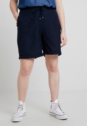 EASY CARE MIX - Shorts - navy