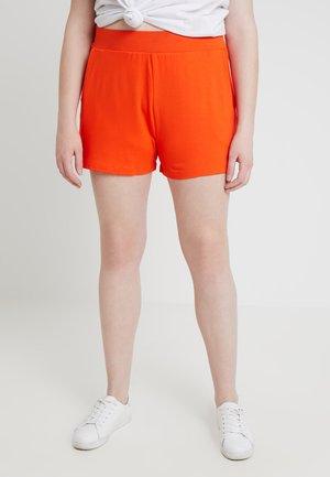 Szorty - deep orange