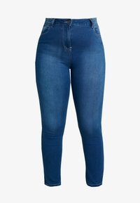 CAPSULE by Simply Be - LEXI - Jeans Skinny Fit - blue - 4
