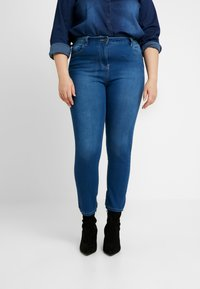CAPSULE by Simply Be - LEXI - Jeans Skinny Fit - blue - 0