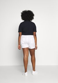 CAPSULE by Simply Be - 2 PACK - Short - navy/white - 3