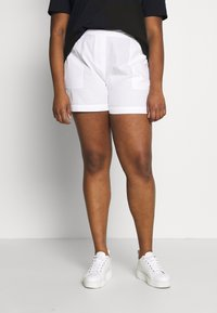 CAPSULE by Simply Be - 2 PACK - Short - navy/white - 1