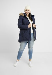 CAPSULE by Simply Be - Parka - navy - 1