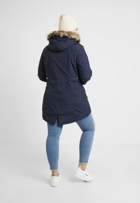 CAPSULE by Simply Be - Parkatakki - navy