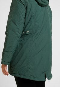 CAPSULE by Simply Be - Parkatakki - forest green - 4