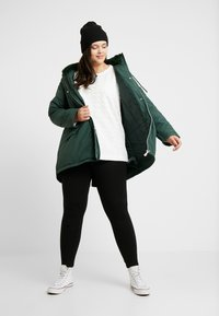 CAPSULE by Simply Be - Parkatakki - forest green - 1