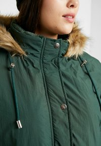 CAPSULE by Simply Be - Parkatakki - forest green - 7