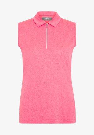 SLEEVELESS - T-shirt de sport - camella rose heather