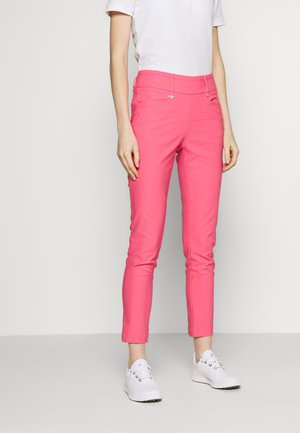 CHEV PULL ON TROUSER - Trousers - camella rose