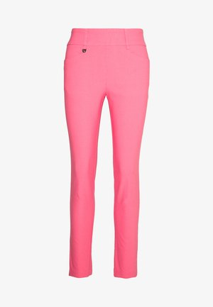 CHEV PULL ON TROUSER - Broek - camella rose