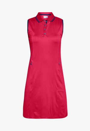 SOLID GOLF DRESS - Sportskjole - virtual pink