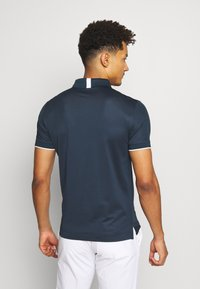 Callaway - SOLID TIPPING - T-shirt de sport - dress blue