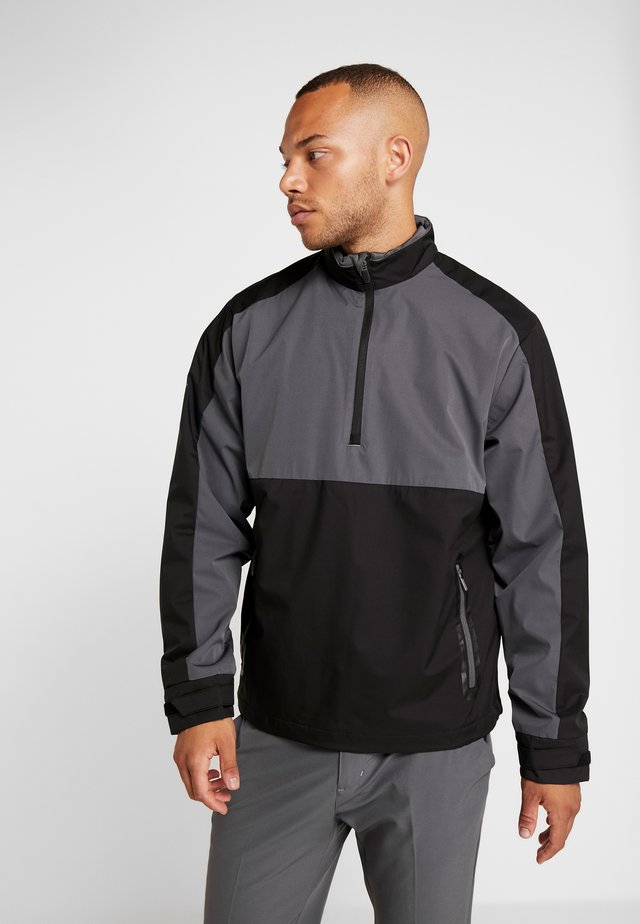 BLOCK  WINDJACKET - Trainingsvest - caviar