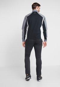 Callaway - BLOCKED TECHNICAL BASE LAYER - T-shirt de sport - caviar - 2