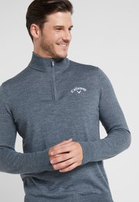 Callaway - BLENDED - Pullover - steel heather - 3