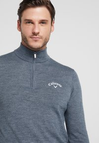 Callaway - BLENDED - Pullover - steel heather - 5