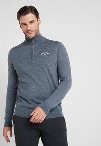 Callaway - BLENDED - Pullover - steel heather - 0