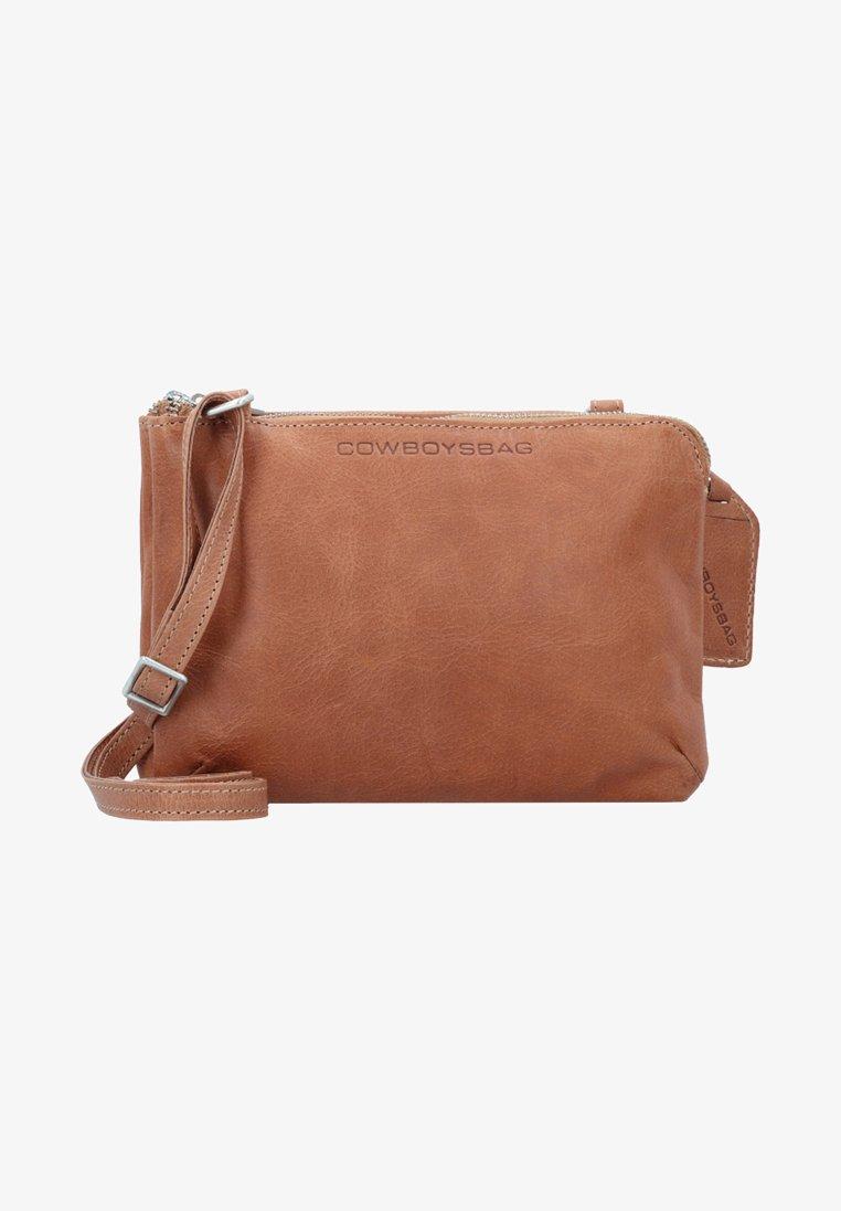 Cowboysbag - ADABELLE  - Umhängetasche - camel