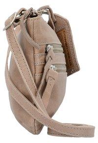 Cowboysbag - TIVERTON - Umhängetasche - brown - 2