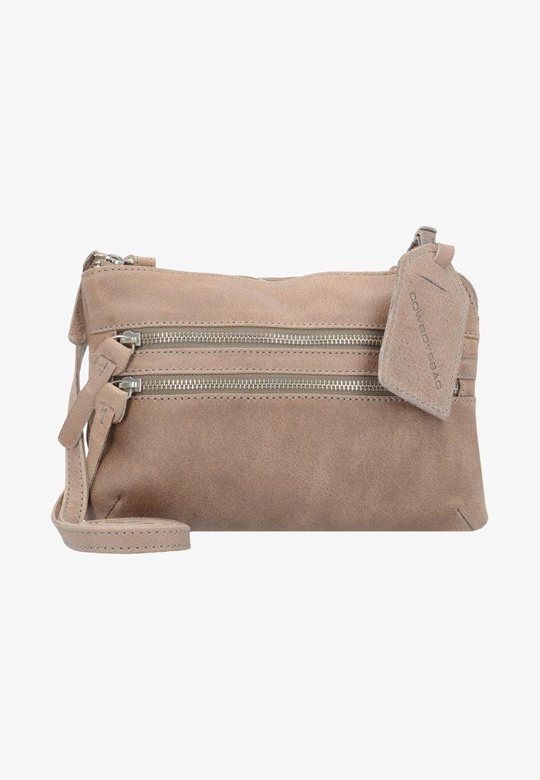 Cowboysbag - TIVERTON - Umhängetasche - brown
