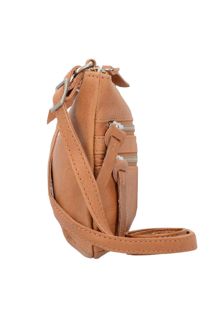 Cowboysbag Tiverton - Sac Bandoulière Tobacco