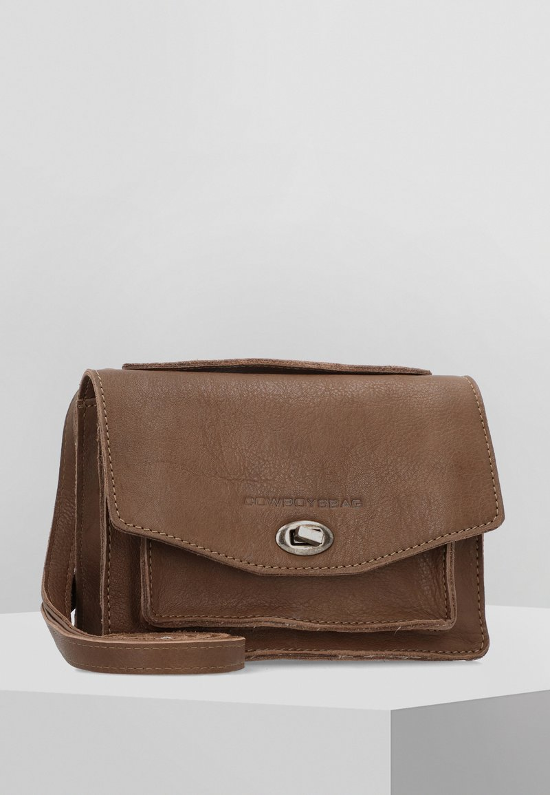 Cowboysbag - Handtas - brown