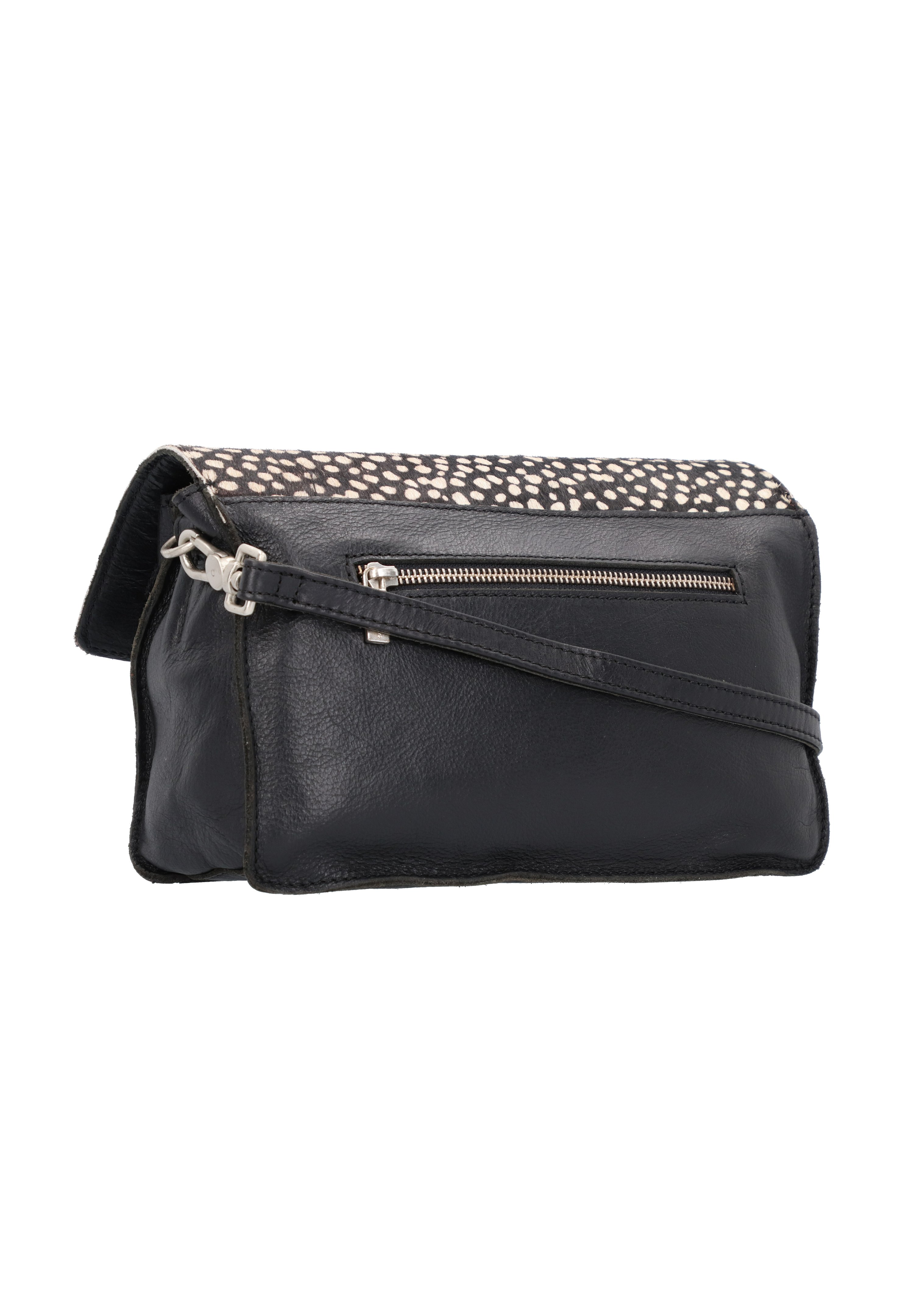 Cowboysbag Sac Bandoulière - Black/off-white