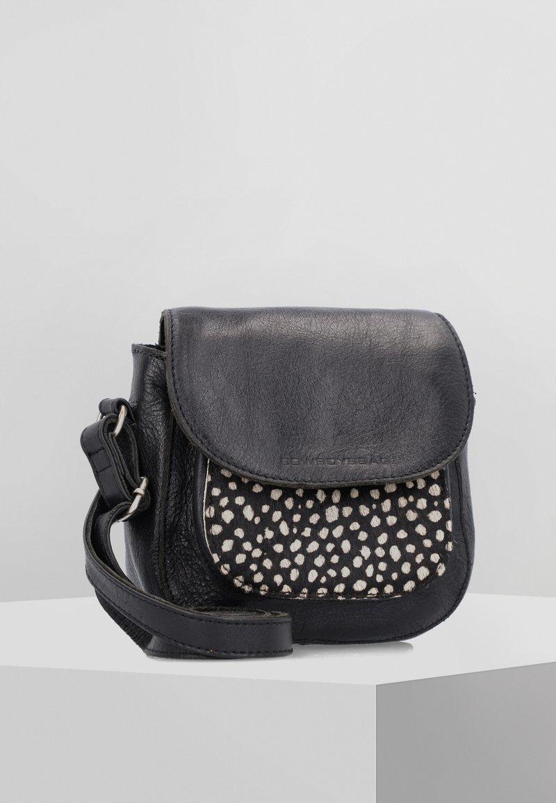 Cowboysbag - Umhängetasche - black