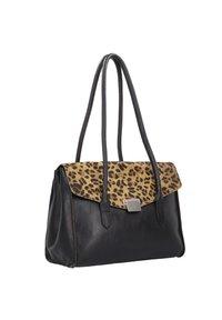 Cowboysbag - Shopping Bag - black - 2