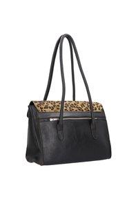 Cowboysbag - Shopping Bag - black - 4