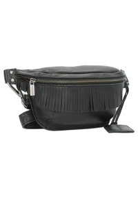 Cowboysbag - DUMAS GÜRTELTASCHE LEDER 25 CM - Bum bag - black - 1