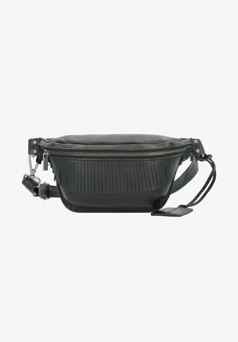 Cowboysbag - DUMAS GÜRTELTASCHE LEDER 25 CM - Bum bag - black