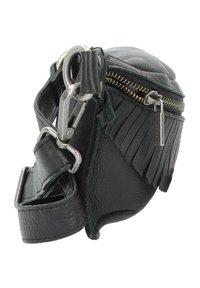 Cowboysbag - DUMAS GÜRTELTASCHE LEDER 25 CM - Bum bag - black - 3