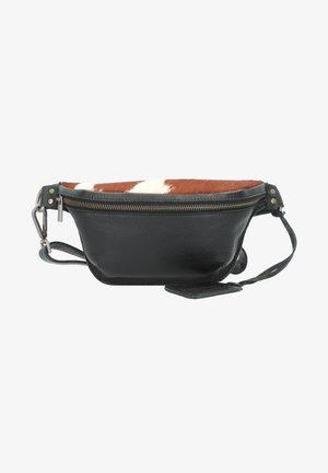 COLBY GÜRTELTASCHE LEDER 25 CM - Bum bag - multicolor